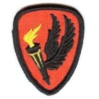 Aviation Center and School Patch. US Army
