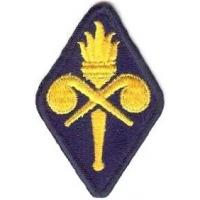 Chemical School Patch. US Army