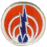 1 Signal Command Patch.US Army