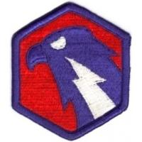 6 Signal Command Patch.US Army