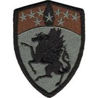 63 Aviation Brigade Patch, US Army