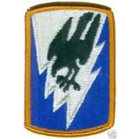 66 Aviation Command Patch. US Army