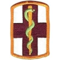 1 Medical Brigade Patch. US Army