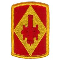 75th Fires Brigade Patch. US Army