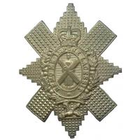 The Black Watch,cap badge