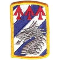 3d Sustainment Brigade Patch. US Army