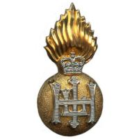 The Royal Highland Fusiliers,cap badge