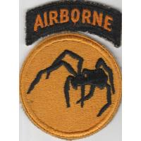 Patch 135 th Airborne Division United States