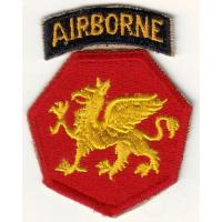 108 Airborne division U.S. Army Patch