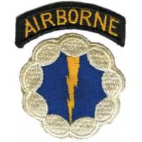 9 Airborne division of the U.S. Army