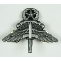 Military Master  FreeFall Parachutist ( jumpmaster) badge