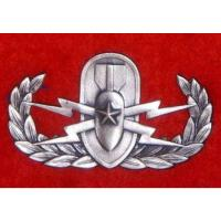 Explosive Ordnance Disposal ( EOD) senior  badge