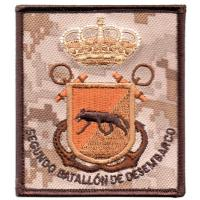 Marine Corps 2nd Landing Battalion, Spain Navy