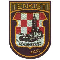 4th Mechanized Brigade Patch of the Armed Forces of Croatia