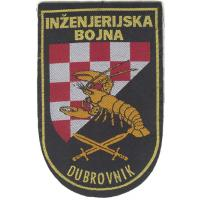 Military Engineering Units of Croatian Army