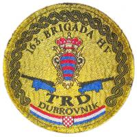 163rd Artillery Brigade of the Croatian Armed Forces