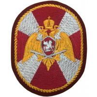 Main patch of the national guard of the Russian Federation