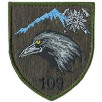 109th Separate Mountain Assault Battalion Patch of the Armed Forces of Ukraine