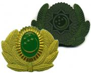 Other Headgears Badges of the Armed Forces of Turkmenistan