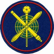 Patches 2nd Air Force and Air Defense Command