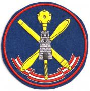 Patches 4th Air Force and Air Defense Command