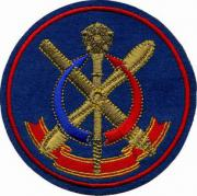 Patches of strategic commands Aerospace Defense