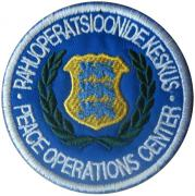 Peacekeeping Operations Patches